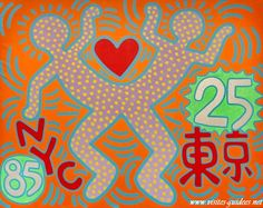 Keith Haring - Villes soeurs