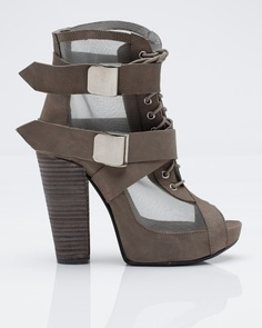 NeedSupply.com / Miista / Mesh Heel - StyleSays