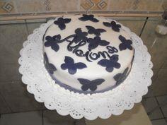 bolo de aniversário de Alcione!!!