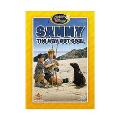 Sammy, The Way-Out Seal DVD | Family | Disney Store