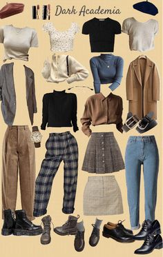 Retro Outfits, Cute Casual Outfits, Winter Outfits, Vintage Outfits, Grunge Outfits, Hippie Outfits, Aesthetic Fashion, Aesthetic Clothes, Aesthetic Outfit