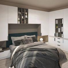 Proiecte mobilă la comandă - Portofoliu | ArtDecor House Art Decor, Home Decor, Minimalism, Elegant, Bed, Interior, House, Furniture, Design