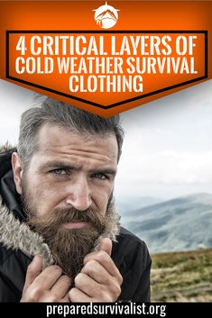 survival clothing - any good survival kit for cold weather should include cold weather survival clothing. This survival clothing keeps you alive when disaster strikes you in the cold.