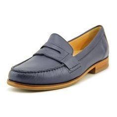 7b074624f36 Cole Haan Alexa Penny Moc II Women US 5 Blue Loafer