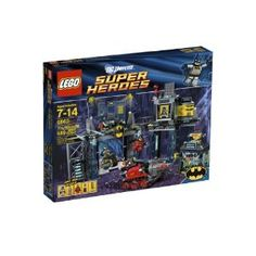 LEGO Super Heroes The Batcave 6860 --- http://www.amazon.com/LEGO-Super-Heroes-Batcave-6860/dp/B005VPRF8O/?tag=httpwwwship02-20