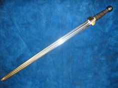spatha - roman cavalry sword, later used by the infantry