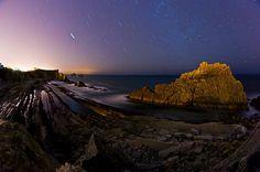 Playa de La Arnia, Liencres, Piélagos, Cantabria