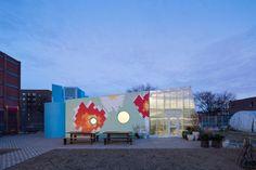 WORK ARCHITECTURE E LA EDIBLE SCHOOLYARD