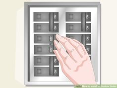 How to Install an Outdoor Outlet (with Pictures) - wikiHow Outdoor Outlet, Local Hardware Store, Electrical Wiring, Pictures, Photos, Grimm