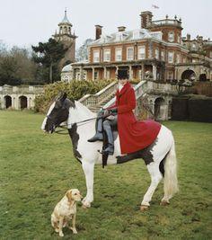 hereford aristocrat saddle