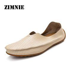 b214e2c0b 45% СКИДКА|DEKABR/Новинка 2019 года; дышащая летняя модная повседневная  обувь высокого качества из спилка; мужские лоферы на плоской подошве для  влюбленных ...