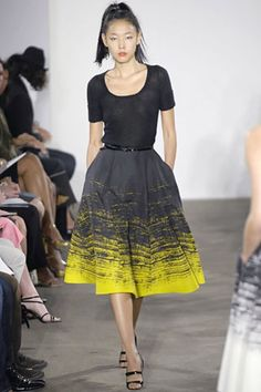 See the complete Jason Wu Spring 2008 Ready-to-Wear collection.
