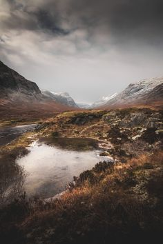 freddie-photography:  Cold Mountain Air - Scotland Giclee Prints:shop.freddieardley.com By Frederick Ardley Photography