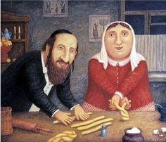 Jewish Music, Jewish Art, Arte Judaica, Jewish History, Naive Art, Cristiano, Old Art, Amazing Art, Illustrators
