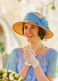 Lady Mary. Love the brighter color scheme.