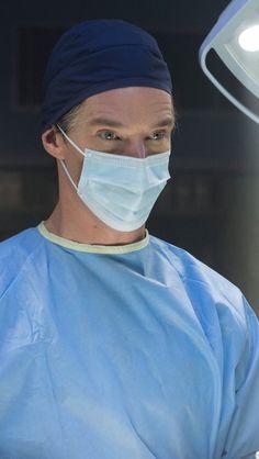 Benedict in Dr. Strange