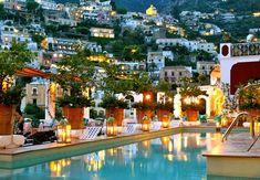 Charming Hotel Le Sirenuse in Positano, Italy