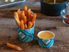 Get the best Taco Bell Nacho Fries recipe on the ORIGINAL copycat recipe website! Todd Wilbur shows you how to easily duplicate the taste of famous foods at home for less money than eating out. #food