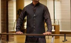 vest coat for shalwar kameez - Google Search