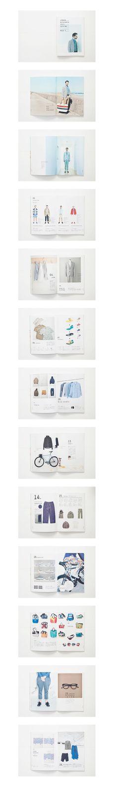 clean, editorial design