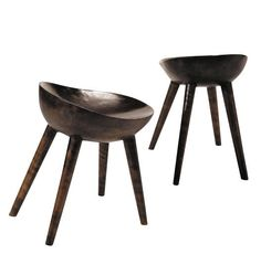 African Cup Stool