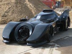 Replica Bat Street Fighter Hire, Batmobile Replica Hire, South East, England
