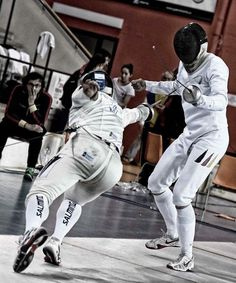European @olympics qualification event is undergoing in Prague! #follow #fencing Bizzi by fencing_fie