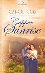 Copper Sunrise wraps up the three stories contained in Arizona Brides.