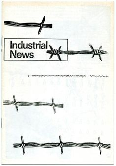 INDUSTRIAL NEWS #2 (Np.: June 1979). - BeatBooks - Rare and used books, magazines and ephemera from the Beat Generation, the Sixties CounterCulture, and the Avant-Gardes