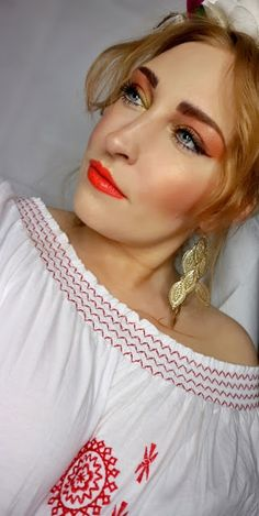 Make Up and more: Folklore-Look