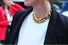 tendance bijoux XXL. Bijoux tendance.Bijoux fantaisie #colliers #necklaces #bijoux #jewelry . Bijoux Mode. Jewels, bijoux 2014, bracelet.