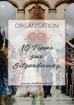 10 praktische Tipps zur Sitzordnung bei der Hochzeit.