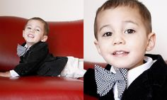 Sewing Pattern - Large Bow Tie For Toddlers