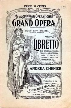 TOSCA Libretto Metropolitan Opera House Grand Opera Fred Rullman In very good + condition. Magnum Opus, Cthulhu, Live Action, Radios, Cavalleria Rusticana, Opera News, Metropolitan Opera, Musical Theatre, Sheet Music