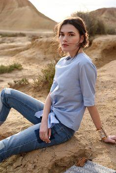 150b34ef8c8a2 Najlepsze obrazy na tablicy Promod (8)   Clothing, Outfits i Promotion