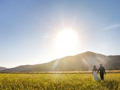 """Un matrimonio 100% """"Made in Chile"""", un homenaje a nuestra cultura"""