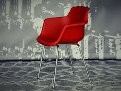 Kelly Armchair designed by Dal Segno