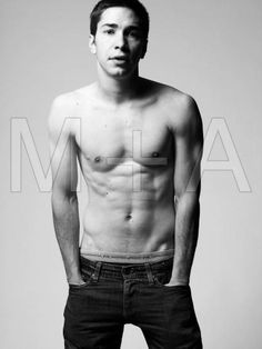Justin Long. Why am I so attracted to you?