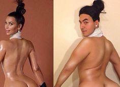 PHOTOS. Il parodie les poses des stars sur Instagram