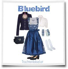 Bluebird Dirndl-Style zum Nachshoppen