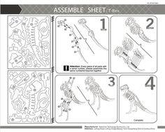 3D Puzzle Set 10-5