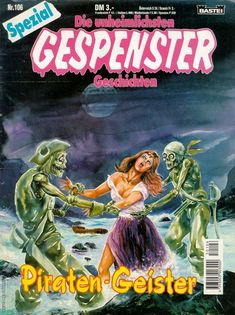 Gespenster Geschichten Spezial #106 - Piraten-Geister