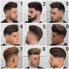 Haircut by javi_thebarber_ http://ift.tt/1rFNvw3 #menshair #menshairstyles #menshaircuts #hairstylesformen #coolhaircuts #coolhairstyles #haircuts #hairstyles #barbers