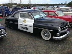 Mercury Sheriff's car