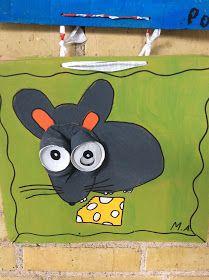 Bidt af billedkunst!: Dåsekunst - grønt flag uge