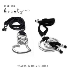 Be Your Own Kind of Beautiful . . . #jewelry #tradesbyhaimshahar #beauty