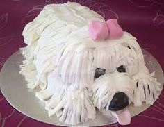 images dog cakes - Google Search
