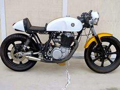 Racing Cafè: Yamaha SR 500 1978 by Lossa Engineering
