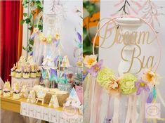 Ysla's Boho Chic Themed Party – Dessert Spread - Party Doll Manila