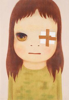 「untitled」2012,ed.50 ©Yoshitomo Nara